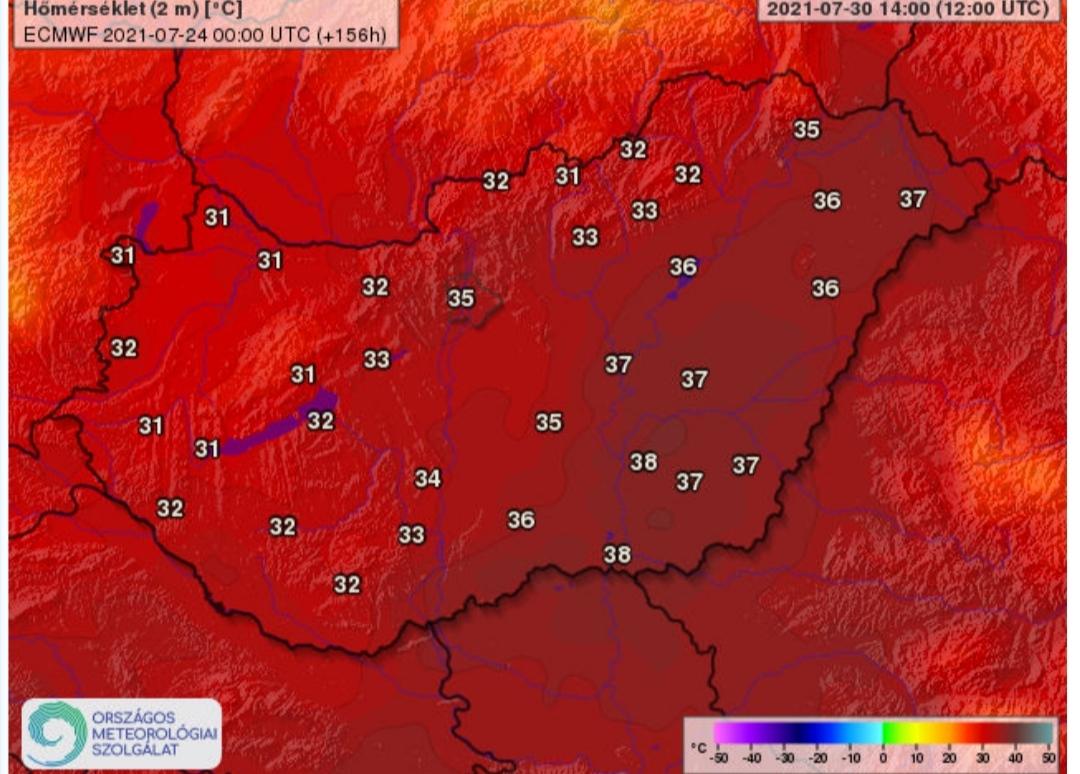 Perzselő, extrém forróság érkezik: 38-40 fok sem kizárt! 2