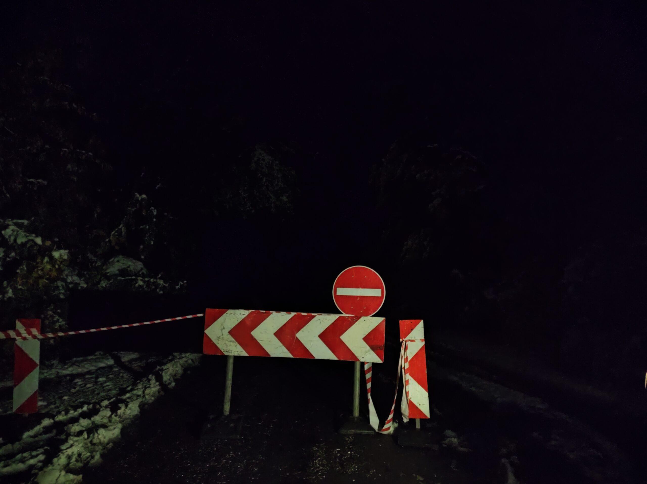 Életveszélyesek az utak a Bükkben! 3