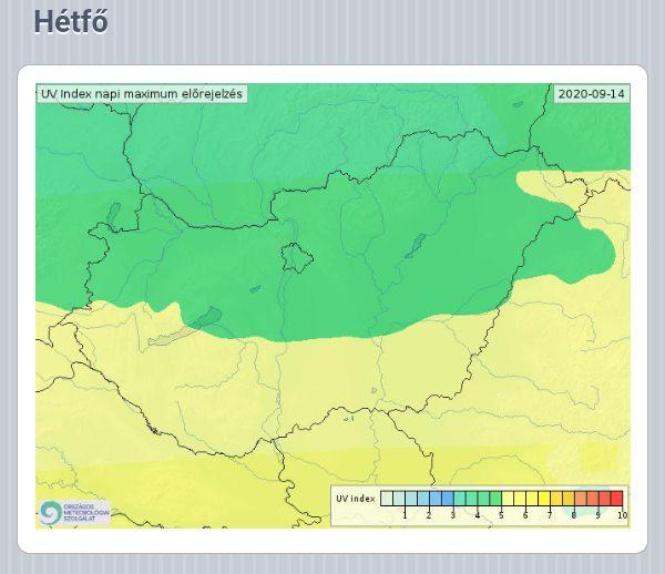 Várhatóan ma lesz az idei őszi szezon eddigi legmelegebb napja❗ 3