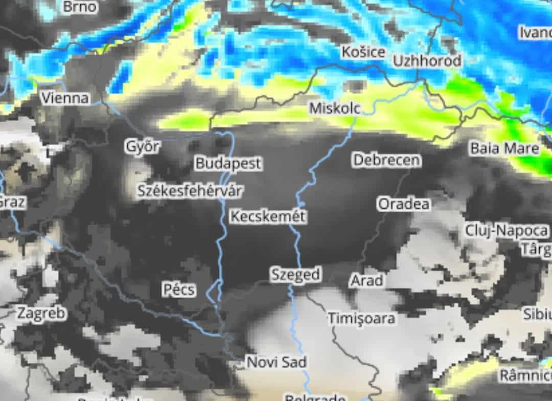 Hétvégén északon havazhat, hegyekben akár több centi hó hullhat, délen 10-14 fok lesz! 4