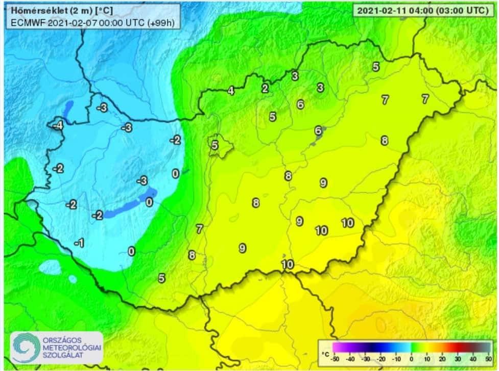 Érkezik a tél: 100km/h-s szél, havazás, -15, -20 fok! 5