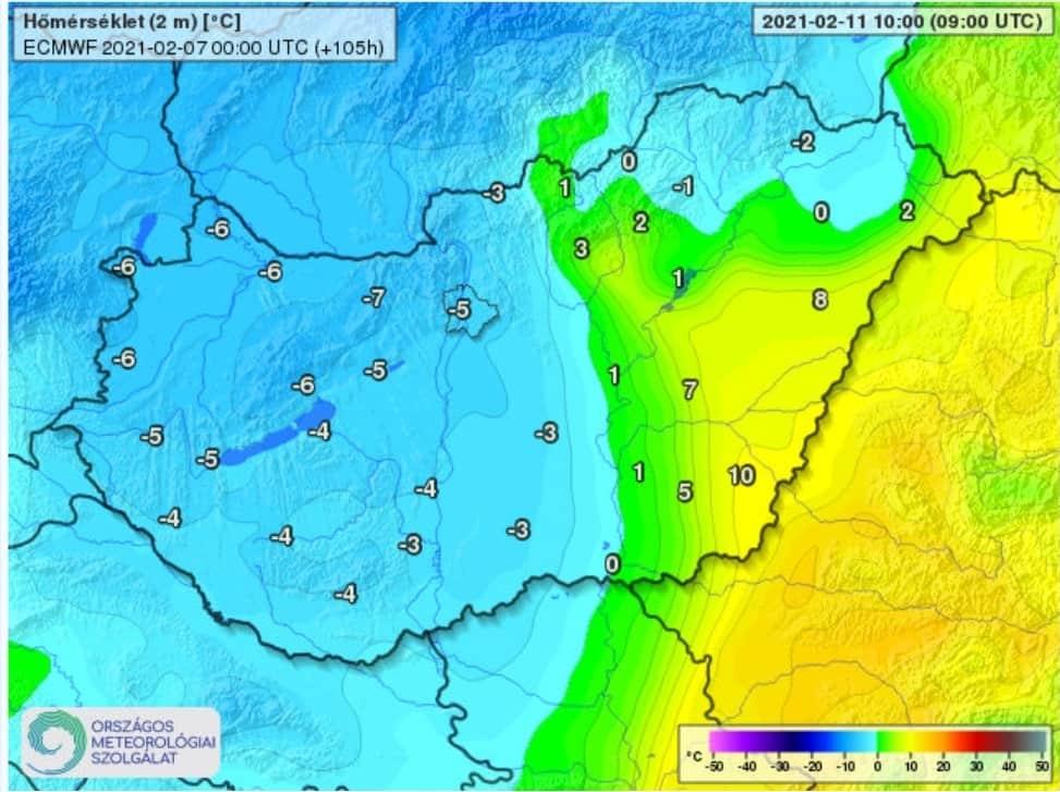 Érkezik a tél: 100km/h-s szél, havazás, -15, -20 fok! 6