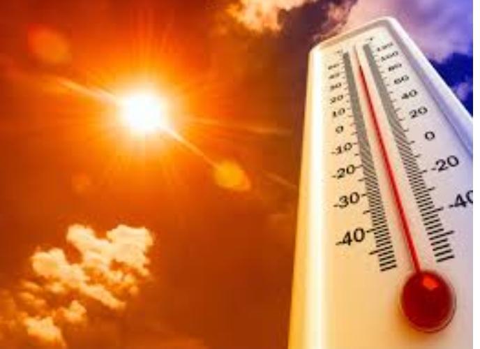 ❗❗Holnaptól hőségriadó: 41 fokos extrém hőség❗❗ 4