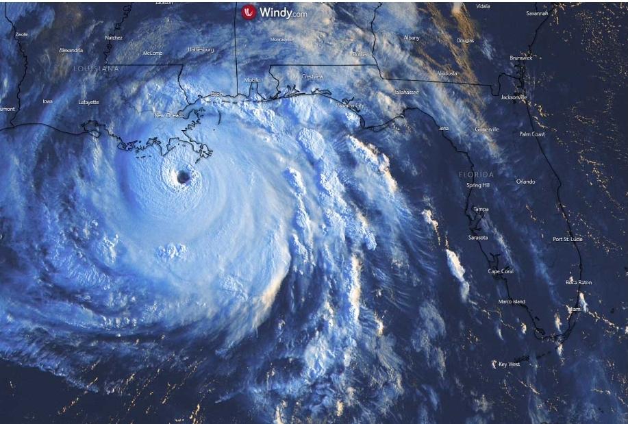 Áldozatokat követelhet a pusztító Ida hurrikán! 2