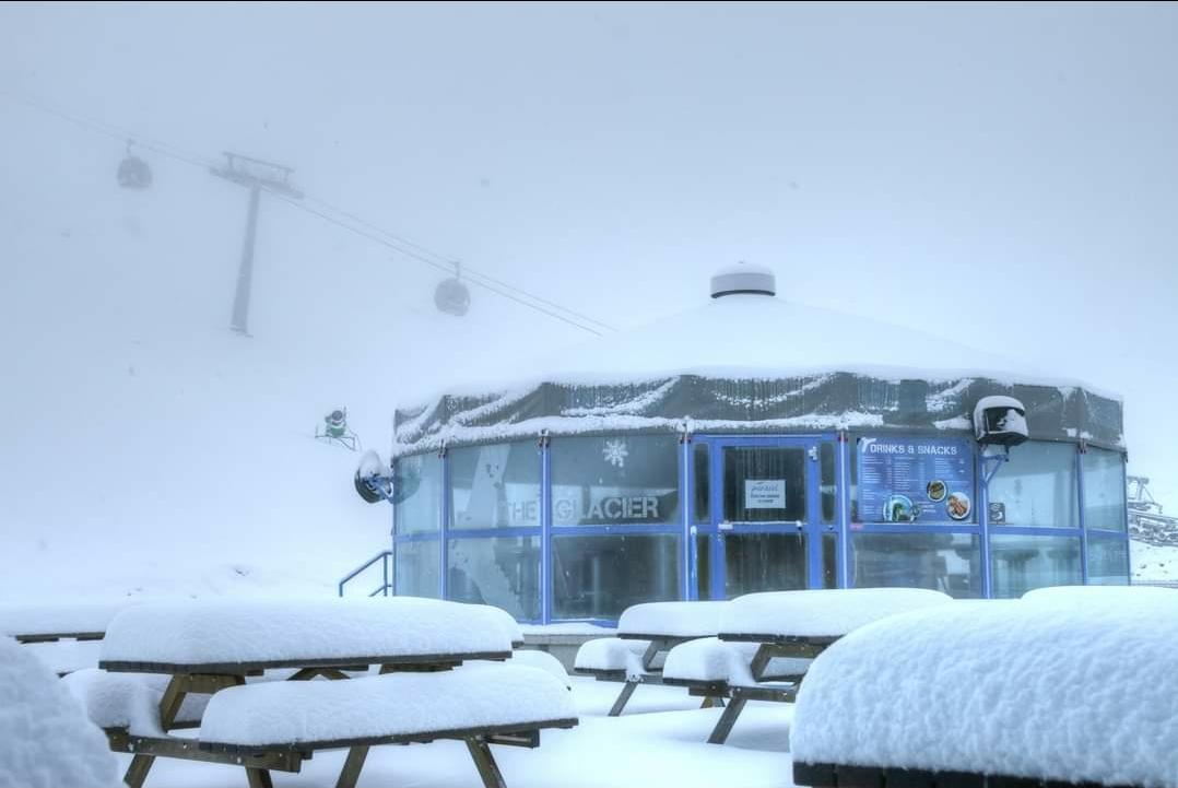 Szomszédjainknál 25-50cm hó esett!(képek) 1