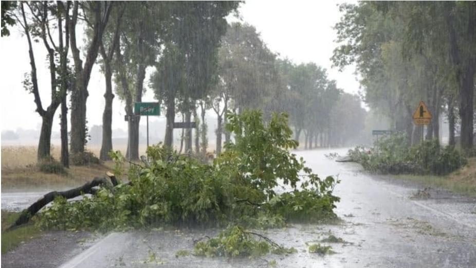 Mediterrán ciklon érkezik hétvégén: 10-30mm eső! 1