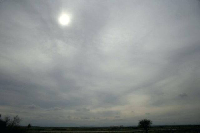 Altostratus (As) MetKép felhőatlasz