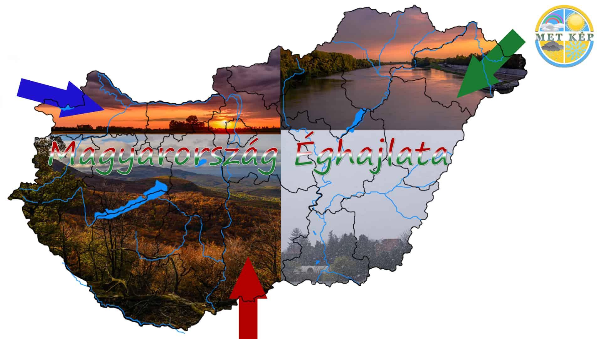 Magyarország éghajlata 1