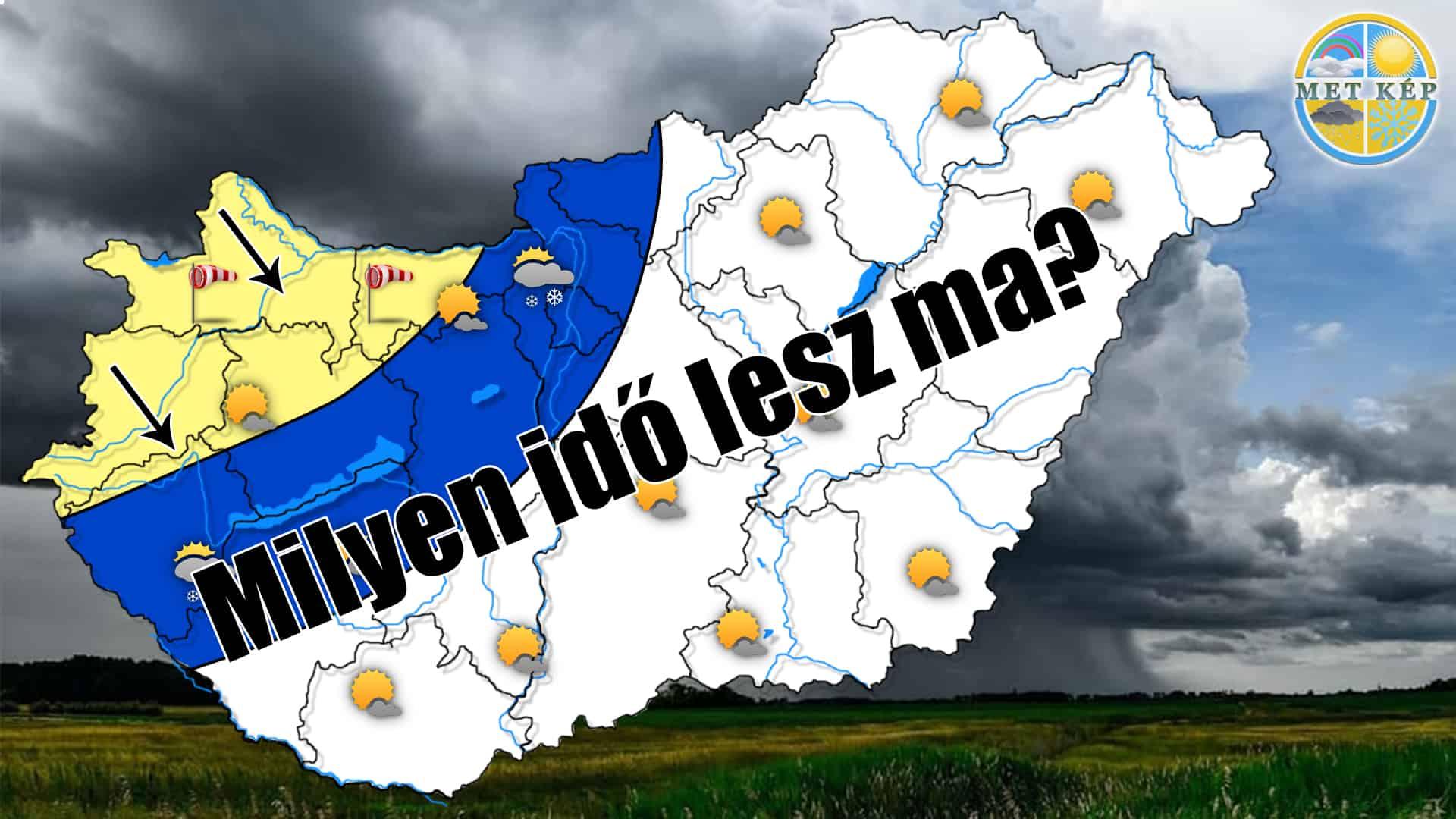 Milyen idő lesz ma? 5