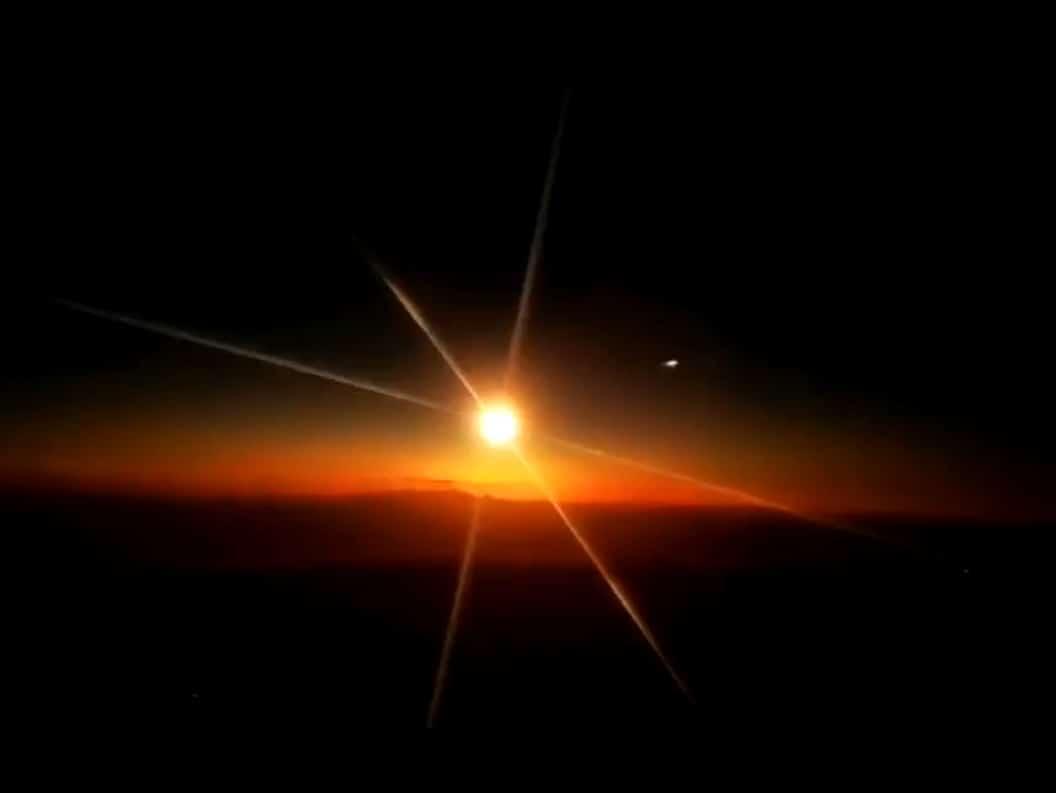 Gyönyörű meteor csapódott be Kínában! - Videókkal! 2