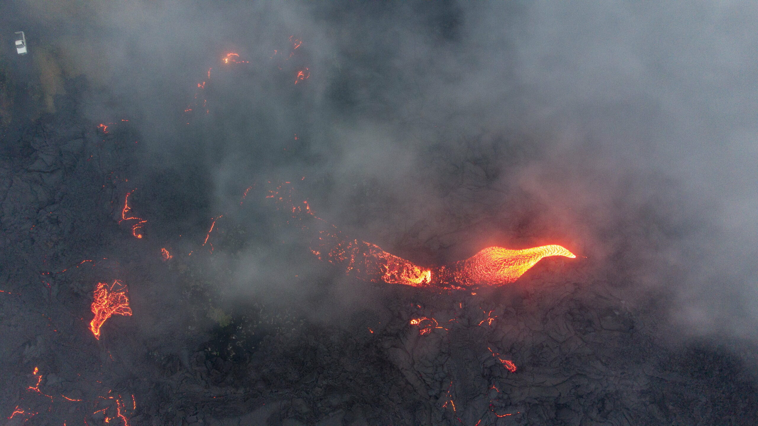 Kitört a Nyiragongo tűzhányó 6
