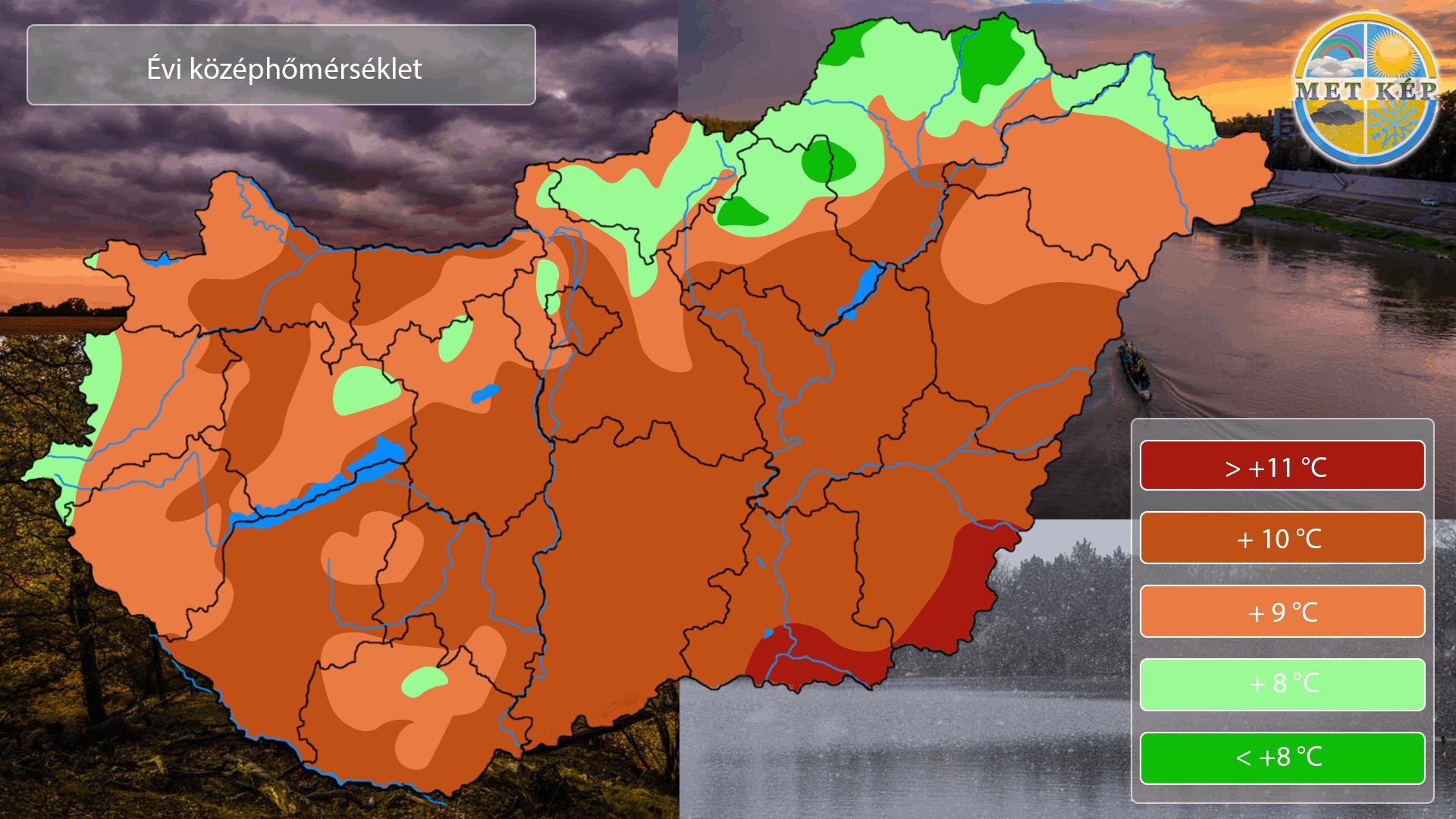 Magyarország éghajlata 2