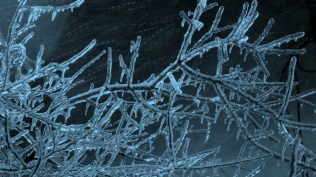 Ónos esőt, és gyenge havazást okoz az érkező csapadékzóna! 1