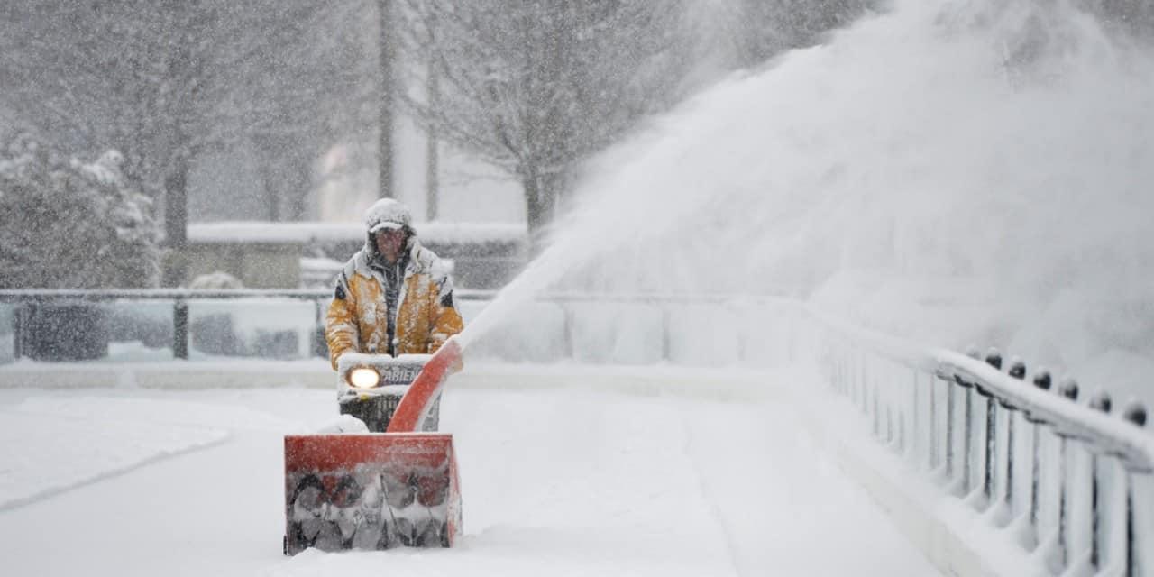 Hirtelen jött havazás: áramszünetet okoz a havazás a Bakonyban! 7