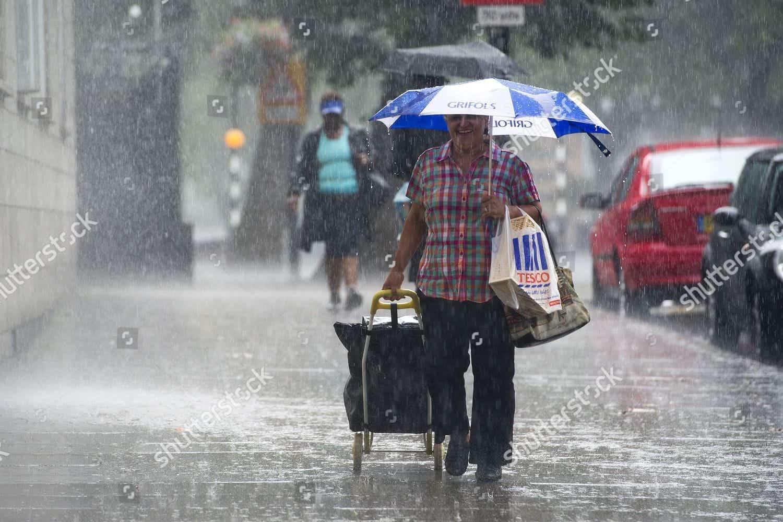 Hidegcsepp: akár 50-60 mm eső, az átlagosnál jóval hűvösebb idő! 5