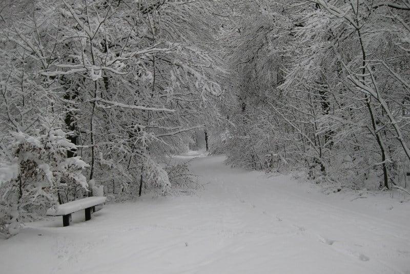 Visszatámad a tél, Benedek zsákban hozza a szibériai eredetű hideget, zivatar, majd havazás is lehet! 3