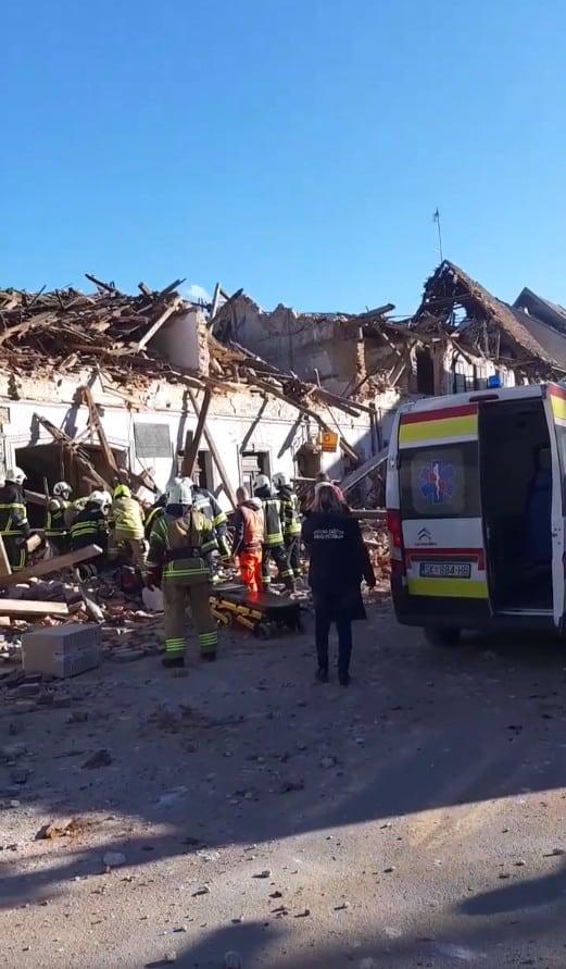 Történelmi erejű földrengés volt Horvátországban! 9