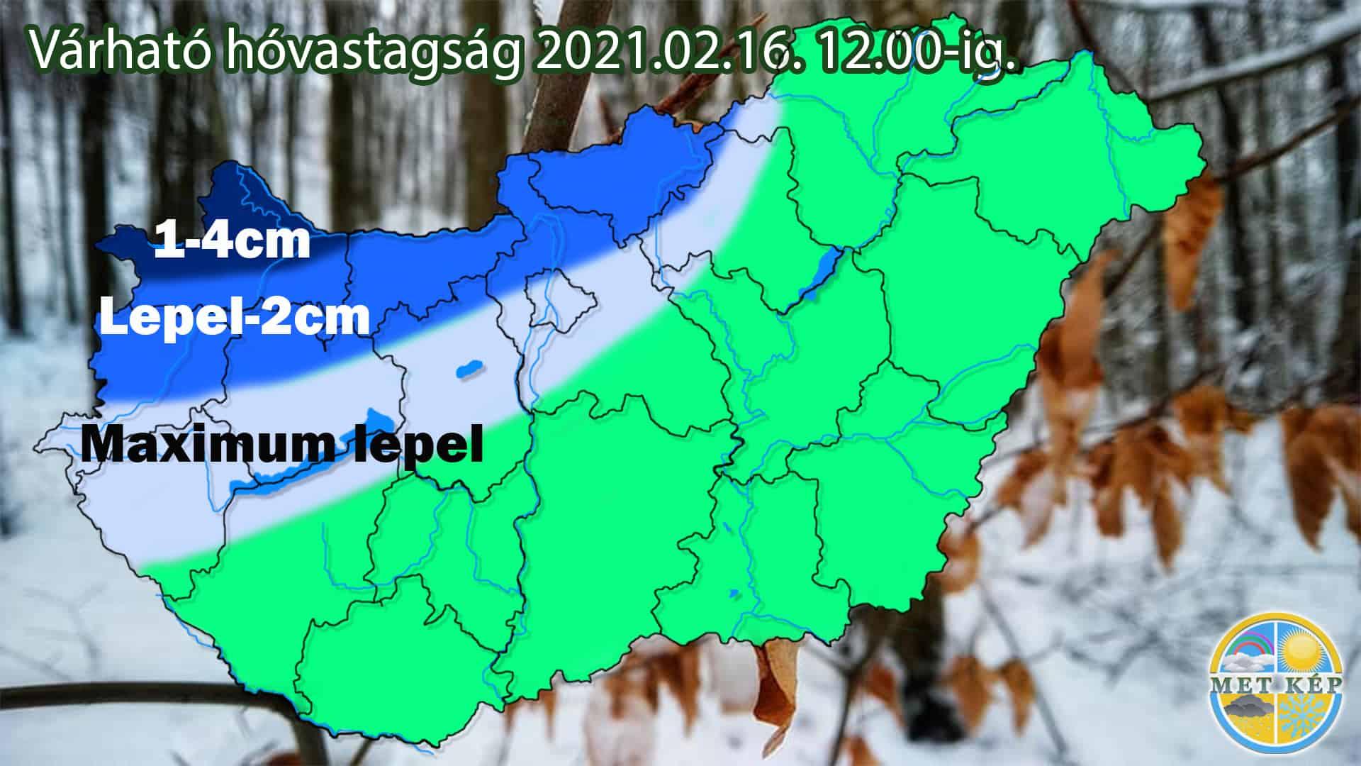 Havazás északnyugaton