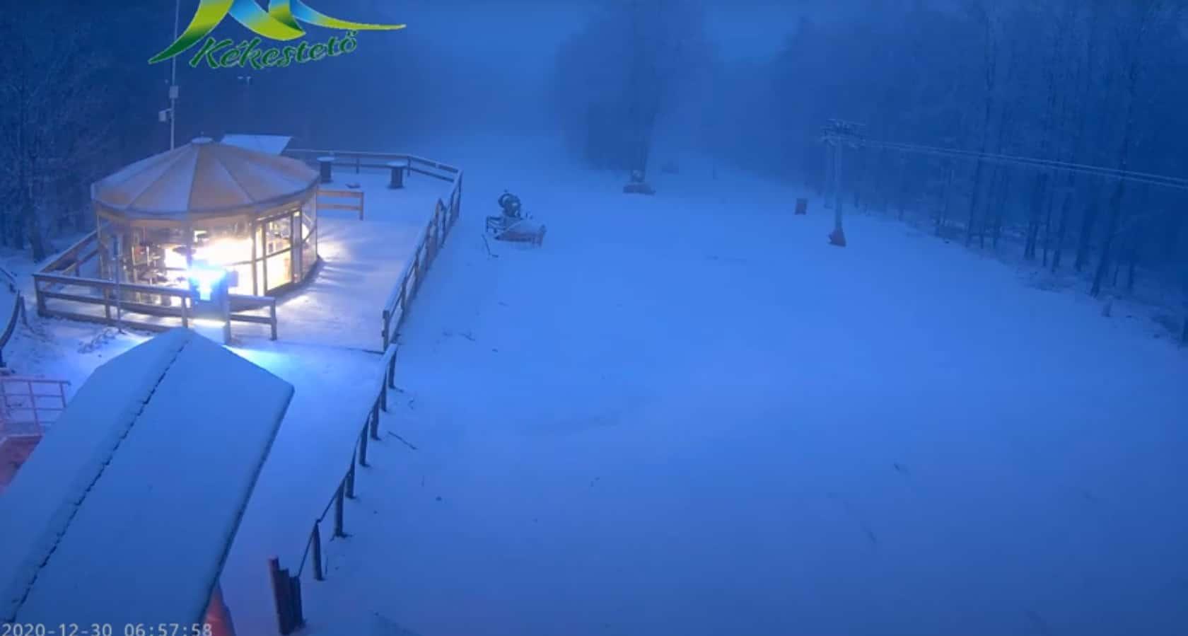 Havazik Kékestetőn! 6