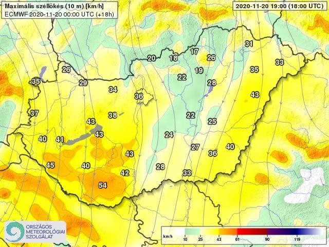 Erős, viharos széllel érkezik a sarkvidéki fagyos levegő! 5