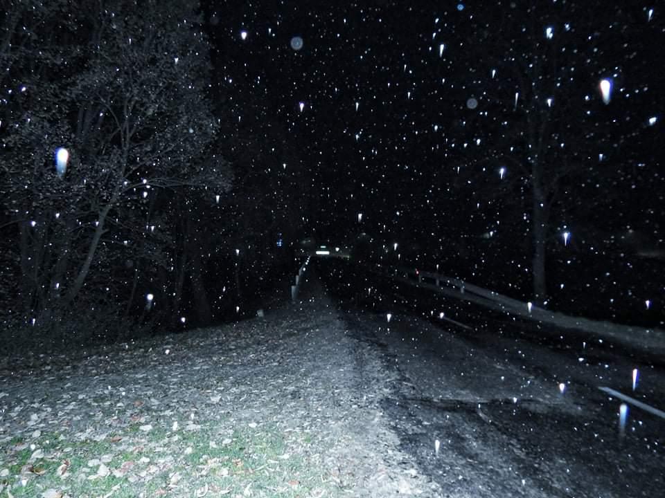 Szakad a hó a Dunántúlon, fehéredik a táj! (Videó) 2