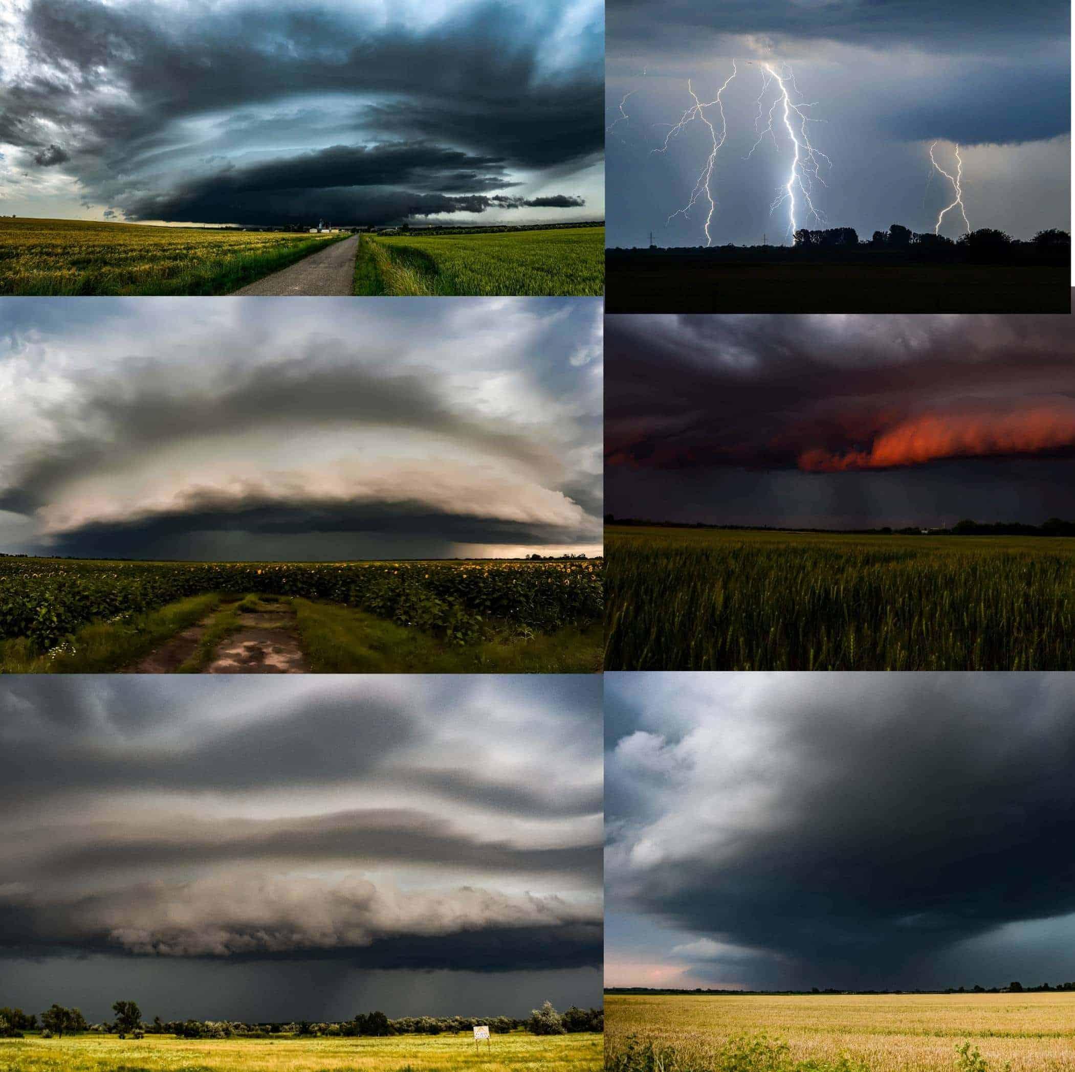 Június: tornádó, szupercellák, félelmetes, látványos zivatarok!(Képek, videók) 7