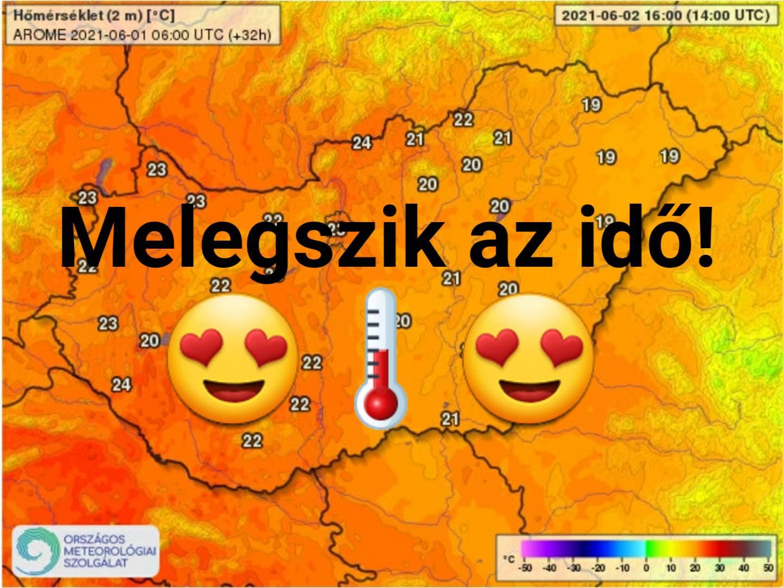 Holnap nyárias meleg: 22-25 fok lesz! 4