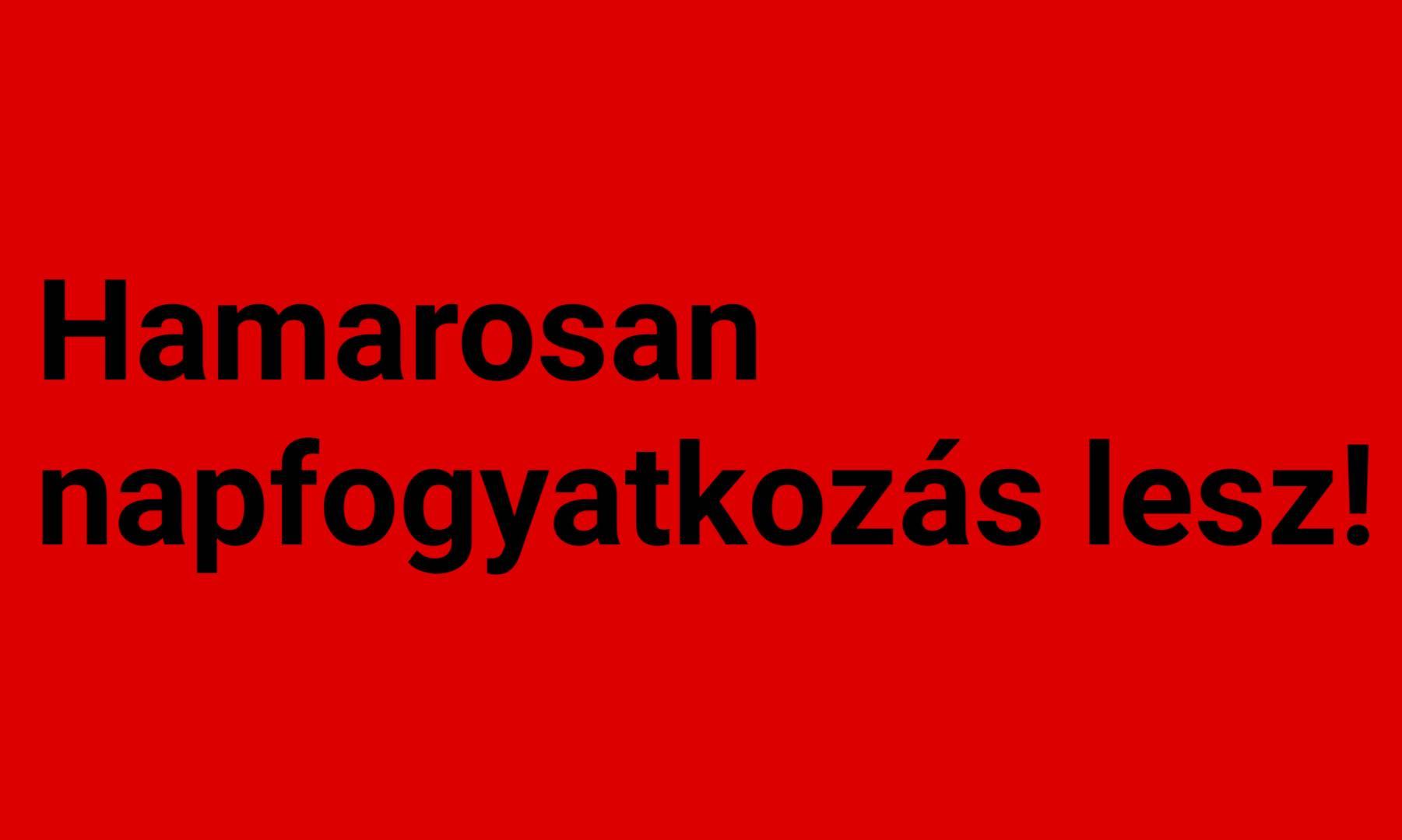 Különleges napfogyatkozás lesz Magyarországon is! 3