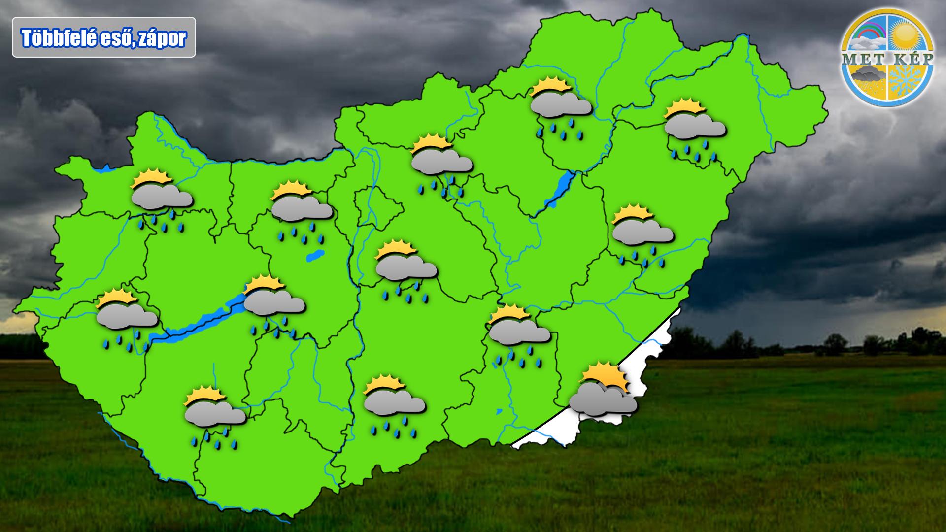 Barátságtalan esős idő vár ránk 3