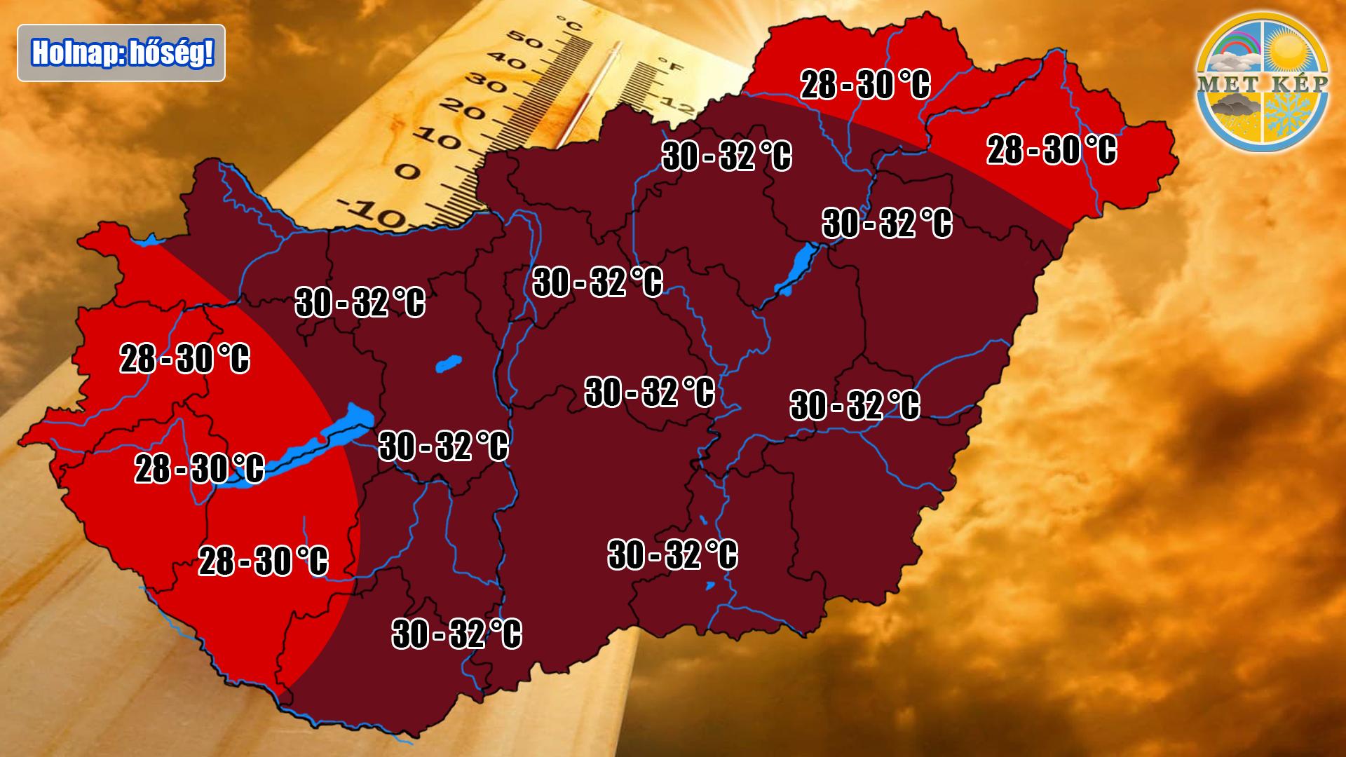 Nyakunkon a forróság: gyors melegedés, 30-35 fok, extrém UV- sugárzás!🌡️ 2