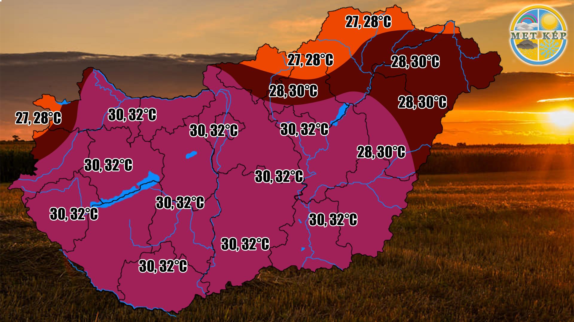 Ma: szeptemberi kánikula, 31-32 fok is lehet! 3