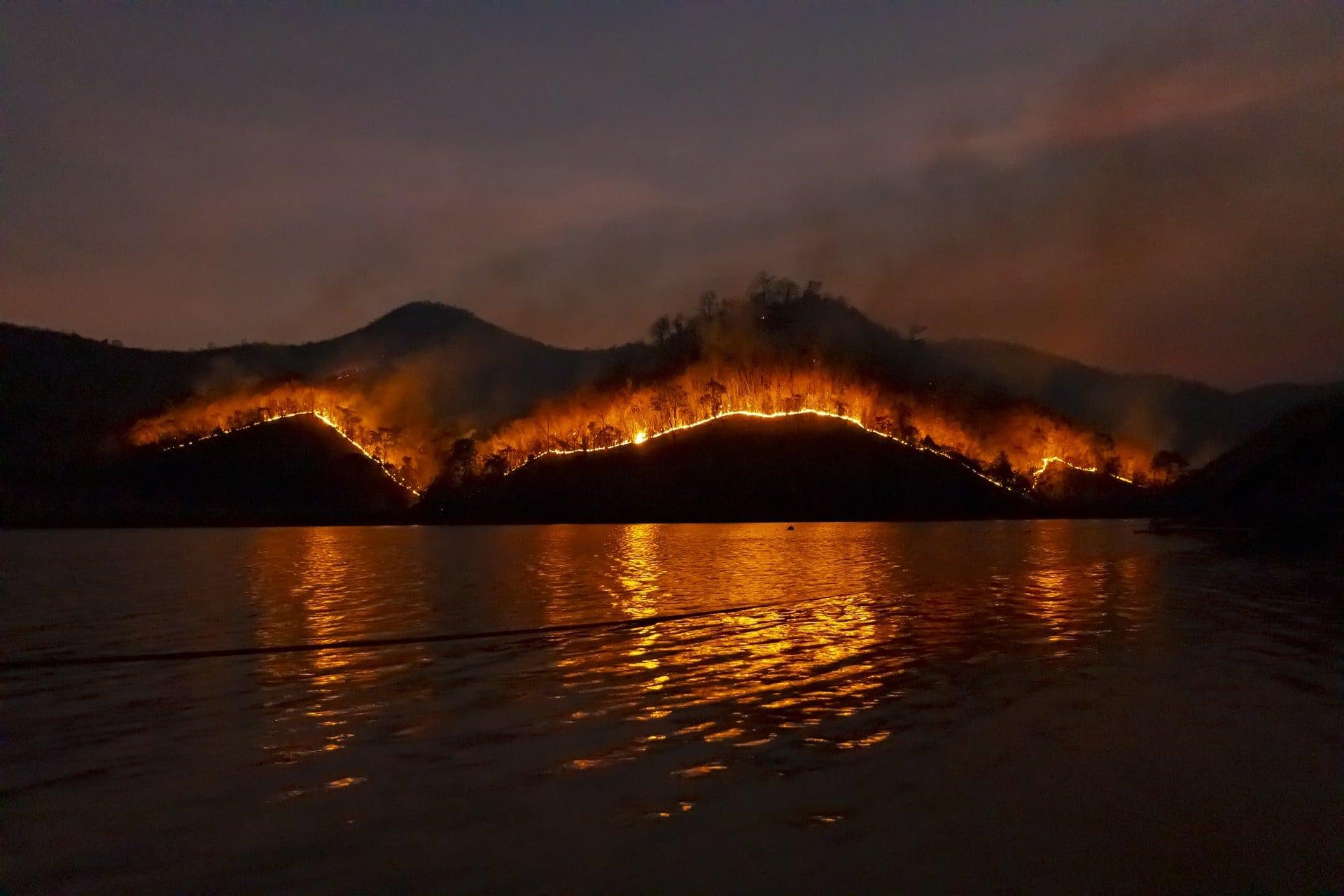 Rekordhőség Ausztráliában! - Ismét nő a tűzvészek esélye! 1